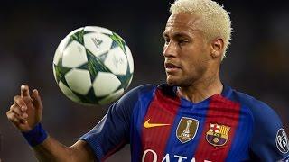Neymar Jr  Dribles e Gols  2016/2017