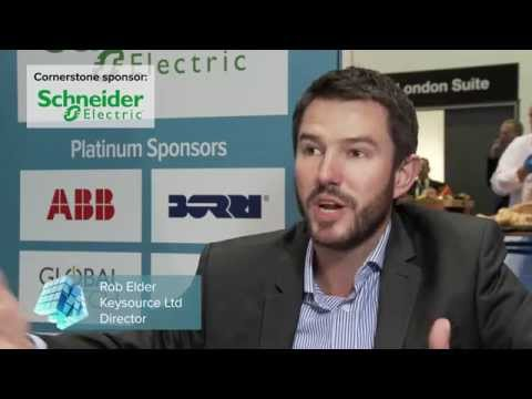 DCD Converged London: DCIM already exists