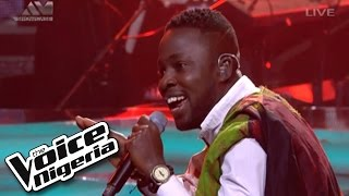 "Patrick sings ""Katapot"" / The Voice Nigeria"