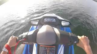 "10. Yamaha VX Cruiser HO ""2018 Top Speed� 55+ MPH (7/26/18)"