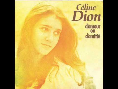 Celine Dion - J'attendais