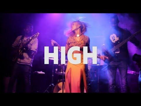"""Eva Alordiah Perfoming """"HIGH"""" at Industry Nite LAGOS"""
