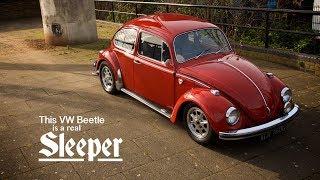 Video This VW Beetle is a Sleeper MP3, 3GP, MP4, WEBM, AVI, FLV Juli 2018