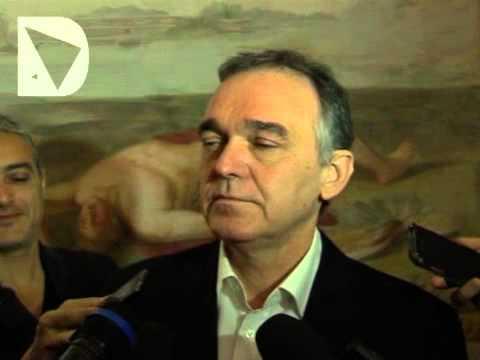 Enrico Rossi affonda la Vanguard - dichiarazione integrale
