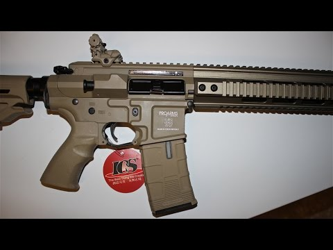R - An unboxing of what may be the first ICS PAR MK3 R MTR in Europe, sent to me direct from ICS in Taiwan. 1 of over 500 airsoft games videos at http://www.youtube.com/scoutthedoggieFilmed by...