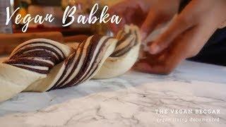 Vegan Babka