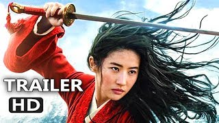 MULAN Trailer 2 (NEW 2020) Disney Live Action Movie HD by Game News