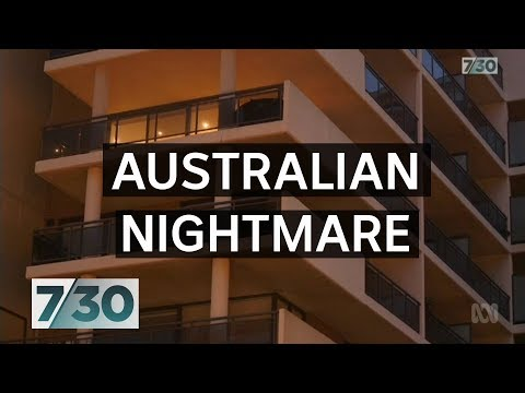 The Looming Crisis Over Defective Buildings In Australia | 7.30