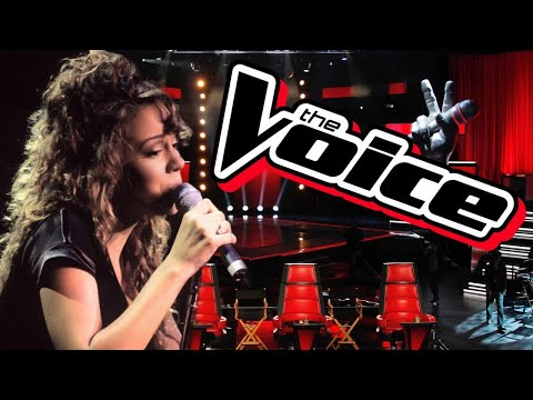 Mariah Carey sings Love Takes Time on THE VOICE!