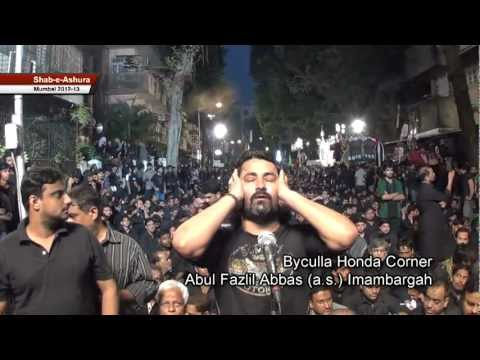 Muharram Ashura Juloos 1434 / 2012 - 2013 Part 3 of 7 Mumbai, India