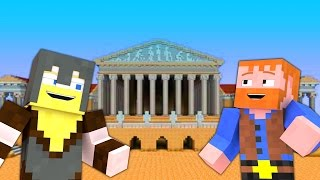 CITIZENS OF ROME • THE SKY REALMS - Part 32
