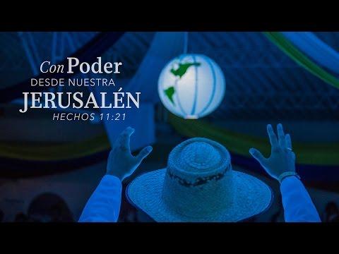 Con Poder Desde Nuestra Jerusalén / Recuento