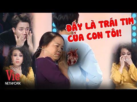 Người mẹ tìm được người mang tim của con mình sau nhiều năm | Việt Hương, Trấn Thành chết lặng - Thời lượng: 17:37.
