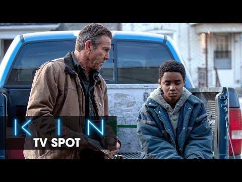 "Kin (2018 Movie) Official TV Spot ""Outsider"" - Dennis Quaid, Zoe Kravitz"