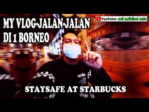 MY VLOG || JALAN-JALAN DI 1 BORNEO