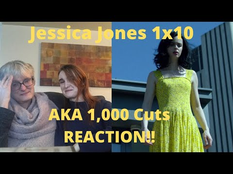 "Jessica Jones Season 1 Episode 10 ""AKA 1,000 Cuts"" REACTION!!"