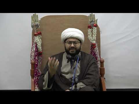 1441 AH – Ramadhan – 08 – Shab – Majlis