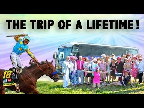 Never Too Old To Dream: A Kentucky Derby Story