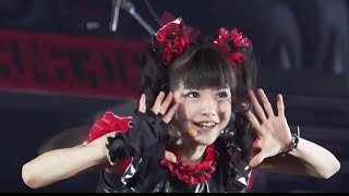 Video BABYMETAL -  Catch Me If You Can「かくれんぼ」Full Live compilation MP3, 3GP, MP4, WEBM, AVI, FLV Mei 2019