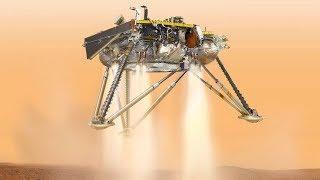 Video InSight Mars lander touches down on the Red Planet MP3, 3GP, MP4, WEBM, AVI, FLV Februari 2019