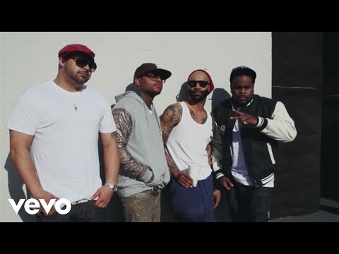 Slaughterhouse - My Life (Behind The Scenes) ft. CeeLo Green