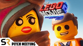 The Lego Movie 2: The Second Part Pitch Meeting by Screen Rant