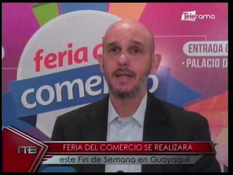 Feria del Comercio se realizará este fin de semana en Guayaquil