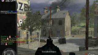 Carentan France  city images : call of duty 2 multiplayer gameplay carentan france 1