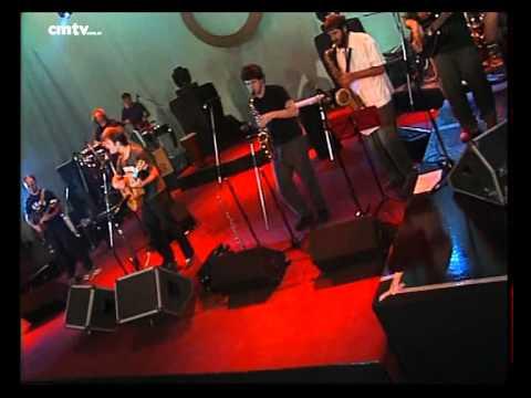 Kevin Johansen video No me abandones - CM Vivo 2005