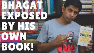 Video Chetan Bhagat Exposed - by his own book! MP3, 3GP, MP4, WEBM, AVI, FLV Oktober 2018