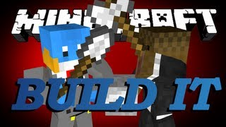 Minecraft Build It (Draw My Thing) Minigame w/ HuskyMudkipz #3