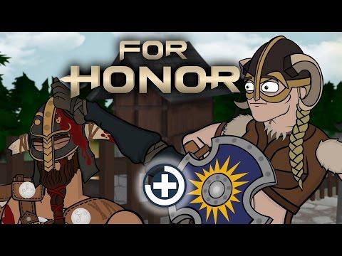 Мультомания - For Honor!