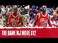 Michael Jordan Wore Number 12??