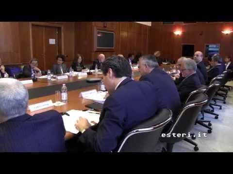 La prima riunione MAE-Organizzazioni Giuridiche in Italia