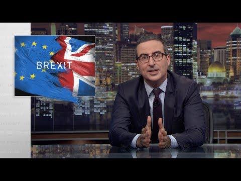 Brexit III: Last Week Tonight