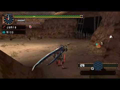 monster hunter freedom 2 psp wiki