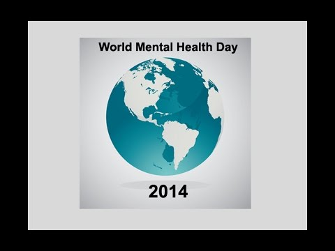 World Mental Health Day 2014