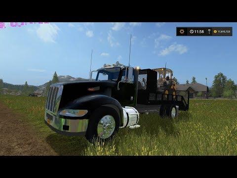 Peterbilt Landscape Truck v1.0