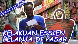 Video EDUN PISAN!! Kelakuan Essien Belanja di Pasar MP3, 3GP, MP4, WEBM, AVI, FLV Juli 2018