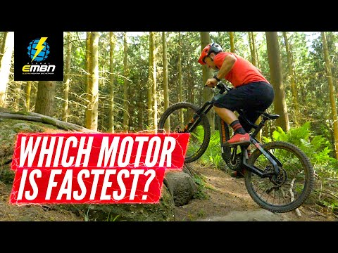 What's The Fastest E Bike Motor? |  7 Motors Head To Head