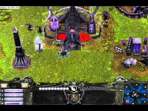 Battle Realms WOTW Hero/Nightvol Mod