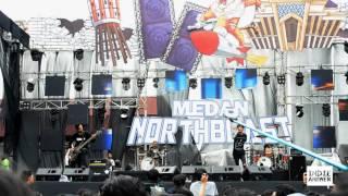 Revenge The Fate - Jengah live Perform @Northblastfest Medan 2016