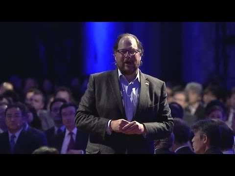 Part 7: Closing Remarks - Salesforce World Tour Tokyo Keynote, 12/4/14