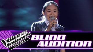 Video Fire Amanda - Terlalu Manis | Blind Auditions | The Voice Kids Indonesia Season 3 GTV 2018 MP3, 3GP, MP4, WEBM, AVI, FLV September 2018