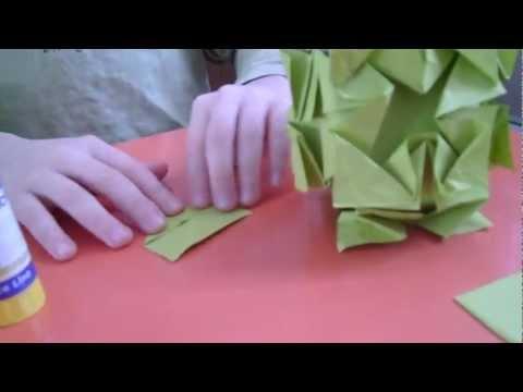 Бесплатные видео уроки оригами