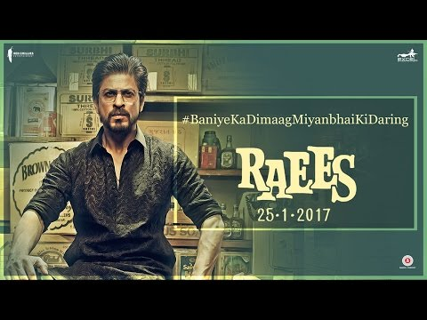 Raees (TV Spot 4)