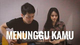 ANJI - MENUNGGU KAMU (OST. JELITA SEJUBA) Cover | Audree Dewangga, Yotari Kezia