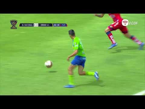 Эль Насьональ - Orense 0:0. Видеообзор матча 24.07.2019. Видео голов и опасных моментов игры
