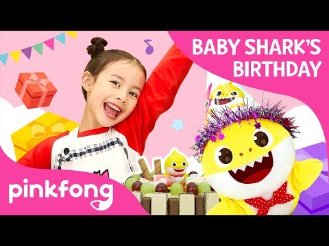 Birthday wishes for best friend - Ollie's Birthday Party  Baby Shark  Birthday Party  Pinkfong Songs for Children