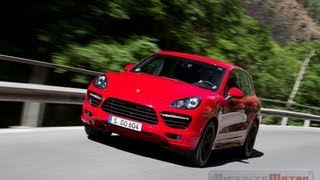 Porsche Cayenne GTS 2013 ENGLISH VERSION
